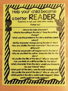 help reading